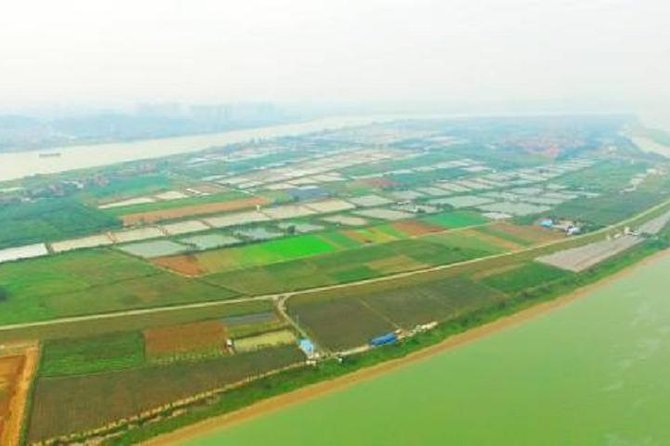 Xiqiao Mountain and countryside village private tour, Canton, CHINA