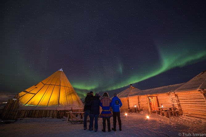 Reindeer Camp Dinner with Chance of Northern Lights in Tromso, Tromso, NORUEGA
