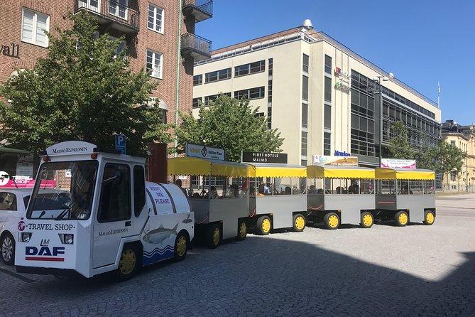 Malmö: Ride through Malmö with our Mini-train (Audio-Guided), Malmo, SUECIA