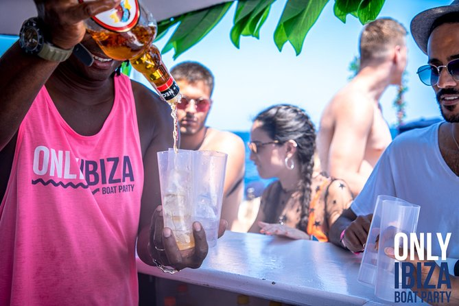 Only Ibiza Boat Party, Ibiza, ESPAÑA