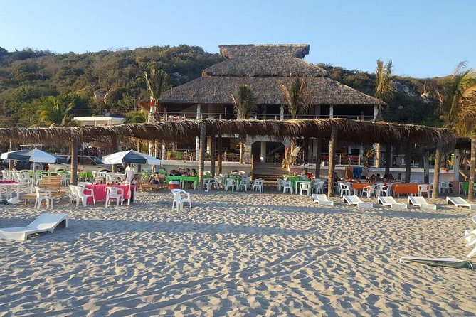 Don't miss this tour while you're in Mazatlan! Enjoy the famous beaches on Stone Island! Don't forget to bring your camera for pictures and remember you have 2 beach activities that are included.