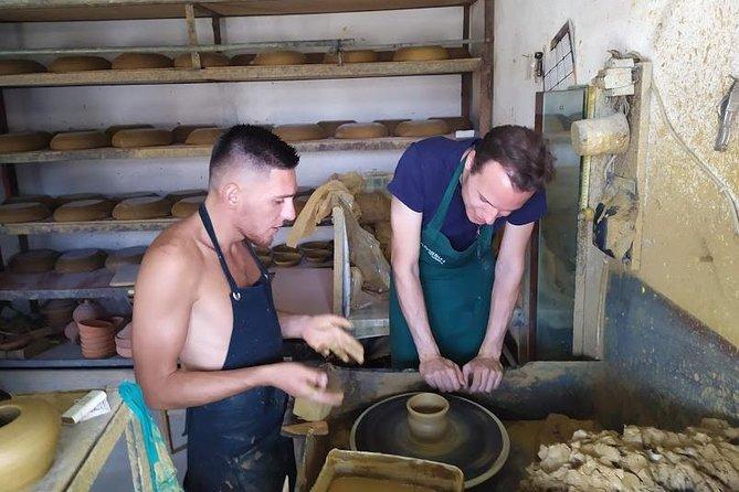 Exclusive Pottery making experience in Tirana, Tirana, ALBANIA