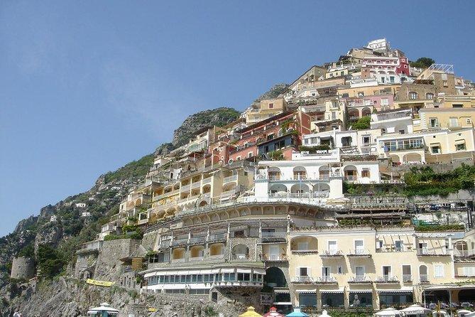 Amalfi Coast Day tour From Salerno, Amalfi, ITALIA