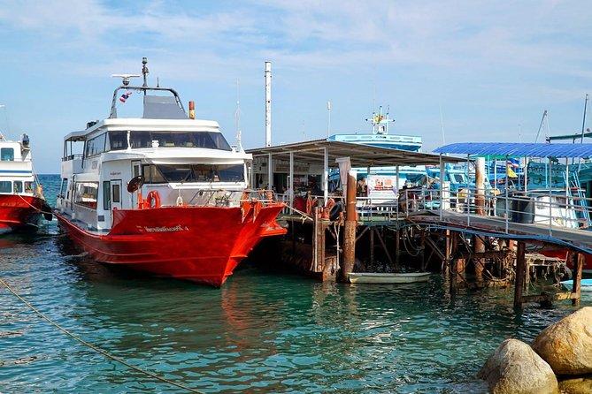 MÁS FOTOS, Surat Thani Don Sak Pier to Koh Phangan by Seatran Discovery Ferry