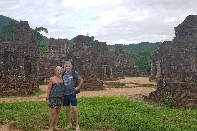 MÁS FOTOS, Private My Son Sanctuary & Marble Mountain Full-Day Tour from Da Nang or Hoi An