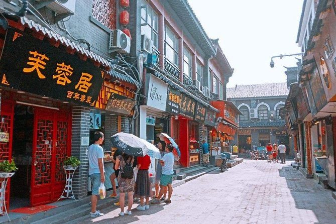 Private Jinan City Highlights and Qingdao Beer Factory Tour with Lunch and Beer Tasting, Jinan, CHINA