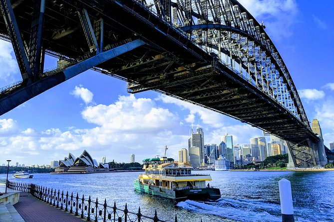 SEE SPECTACULAR SYDNEY AND ITS FAMOUS SIGHTS ON A 4 HOUR MORNING TOUR FROM 8AM - 12PM.<br><br>Pushed for time whilst you're in Sydney? Then this is the perfect tour to see what matters, plus a few local hidden secrets thrown in. <br><br>Personalised Sydney Tours have flexible itineraries from a relaxed pace to one that packs in every sight. We can take a set route or customise your tour to any interests. <br><br>We can visit the Sydney Opera House, Sydney Harbour Bridge, The Rocks, Royal Botanic Garden, Woolloomooloo, Chinatown, Darling Harbour, Paddington, Watsons Bay, Rose Bay, Bondi Beach and Bronte Beach.<br><br>Visit the Sydney Harbour National Park for local wildlife, stroll to Hornby Lighthouse at South Head or the Bondi to Coogee Walk. <br><br>Try a weekend market, art gallery, city winery or micro brewery. Go shopping or try local produce at a beachside restaurant. There's options aplenty.<br><br>We're a fun Australian business owned by Ben Barry - a tour guide since 2004. Immerse yourself into exciting Sydney.