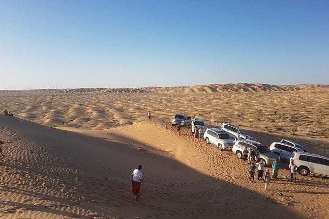 Sunset Tour of Empty Quarter Desert & Lost City of Ubar from Salalah Private 4x4, Salalah, OMÃ