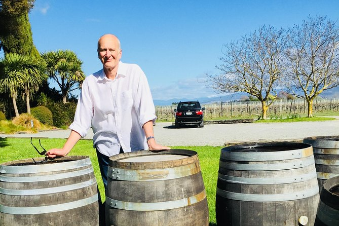 Marlborough's wines are treasures that have only come to light in a relatively short space of time. Jimmy has worked in the Marlborough wine industry for 20 years in a variety of roles including work in viticulture,cellar, sales and as a wine tutor. He loves the region and has a strong knowledge of all aspects of the business. Through industry contacts he is able to help you look behind the label and discover the delights of this beautiful wine region.