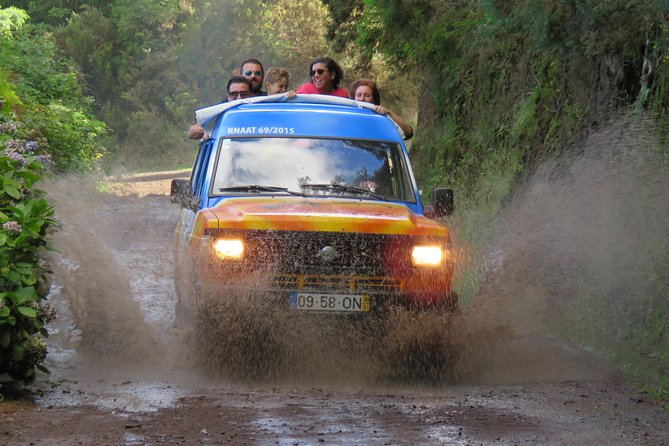 Madeira Peaks - Open 4X4 Full-Day Tour, Funchal, PORTUGAL