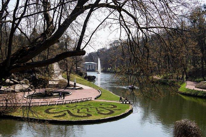 Private Uman Trip (Rebbe Nachman's Gravesite, Sofiyivka Park) from Kyiv, Kiev, UCRANIA