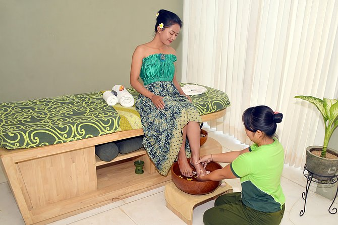 Take a break from exploring the beautiful island of Bali, and relax on an indulgent spa session at Seminyak. Conveniently located at Sunset Road Seminyak, it takes 10 minutes from the heart of Seminyak Street, and 30 minutes from Ngurah Rai International Airport Bali. You don't need to worry about how to reach us as we provide free transport services for wide range of area including Seminyak/Kuta/Jimbaran/Nusa Dua/Canggu area. <br>Explore our traditional treatment and leave your everyday worries behind and rejuvenate from head to toe.