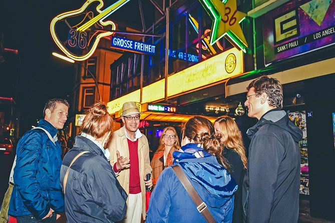 Hamburg Red Light District Introductory Walking Tour, Hamburgo, ALEMANIA