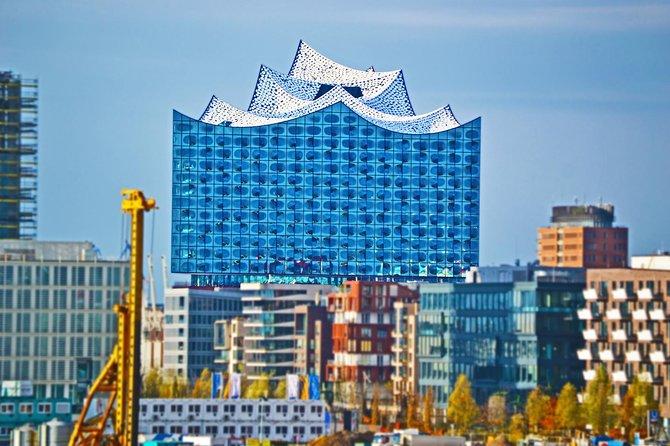 Private Guided Elbphilharmonie Plaza Tour, Hamburgo, ALEMANIA