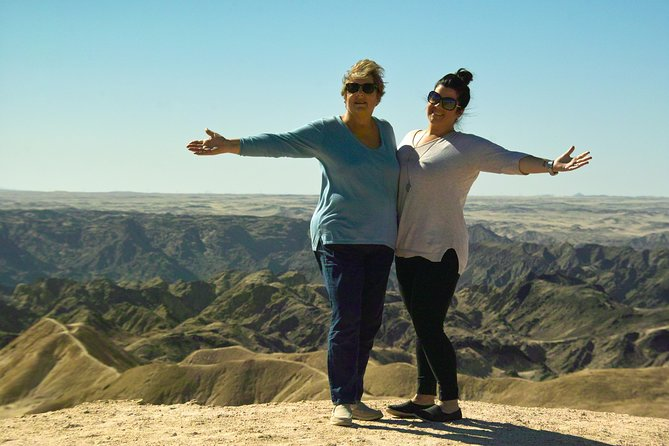 Embark on this unique day tour from Walvis Bay and see a fossil! A 6-hour excursion into the arid Erongo region, includes lunch and transfers. Highlights of the tour : Fossil, Welwitschia Mirabilis, ancient geology that formed the Moon landscape and the Goanikontes Oasis.