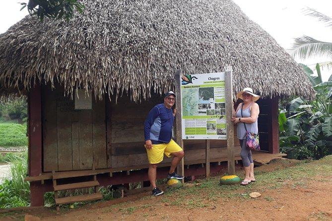 Embera Village Tour, Gamboa, PANAMA