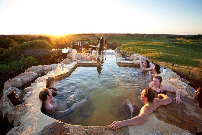 Peninsula Hot Springs Bath House Dine and Bathe, Peninsula de Mornington, AUSTRALIA