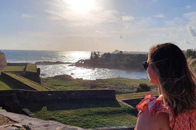 Visita de la Fortaleza Holandesa en Galle, Galle, SRI LANKA
