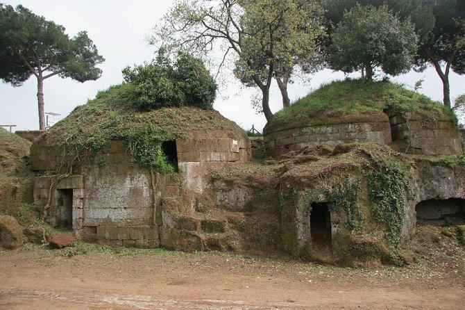 Cerveteri & Tarquinia