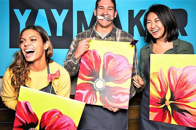 The Original Paint Nite Sacramento by Yaymaker, Sacramento, CA, ESTADOS UNIDOS