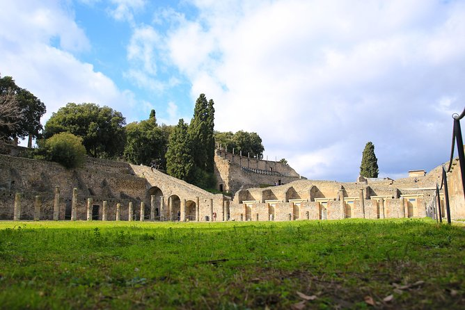 Exclusive Shore Excursion from Naples Cruise Terminal to Pompeii & Amalfi Coast, Pompeya, ITALIA