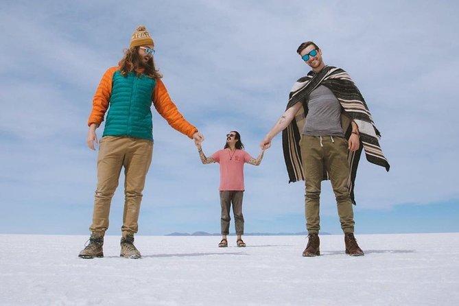 Uyuni Salt Flats Private 3 day tour (Palacio Sal 5* & Tayka 3* hotels), Uyuni, BOLIVIA