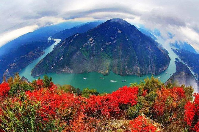3-Night Century Legend Chongqing to Yichang Yangtze Cruise, Chongqing, CHINA