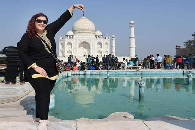 Taj Mahal Tour by Train from Delhi-All Inclusive, Nueva Delhi, India