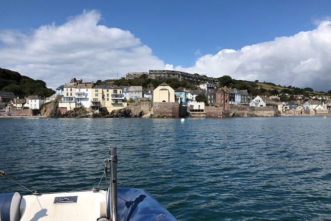 A private and well informed trip around Plymouth Sound, you will see Most Edgcumbe, the Hoe, the Barbican, Kingsand and much more. All views from a small fast boat on the waters of the Sound.<br><br>We will talk about the marine life that can sometimes be found, from jellyfish to dolphins.