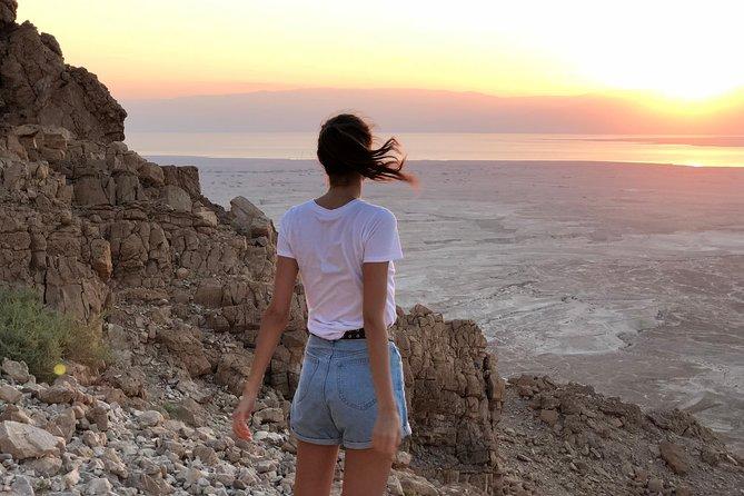 Excursión al Amanecer en Masada, Ein Gedi y Mar Muerto desde Jerusalén, Jerusalen, ISRAEL