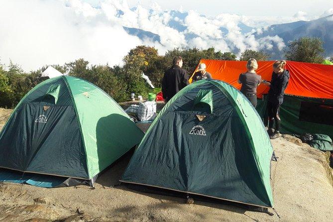 2-Day Inca Trail To Machu Picchu, Machu Picchu, PERU