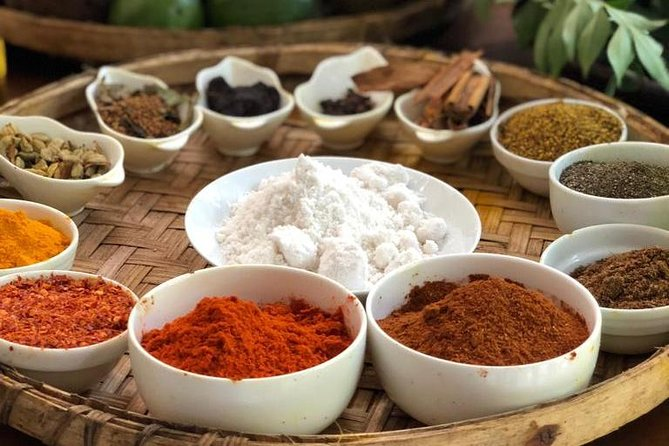 with the help of Wasantha, you will discover the unique flavors of local cooking while learning about traditional ways of life. as part of this class you will visit a local market, choose exotic ingredients and learn to cook 5 typical dishes