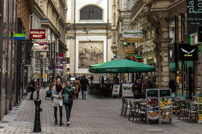Private Half-Day History Walking Tour in Vienna: The City of Many Pasts, Viena, AUSTRIA