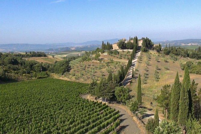 Montalcino and Pienza, The Dream land, Chianti, ITALIA