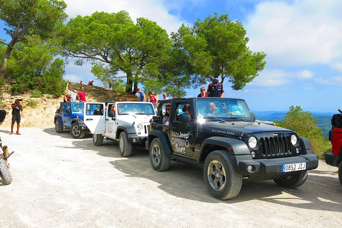 Jeep Tour 4hs- Special Offer!!!, Ibiza, ESPAÑA
