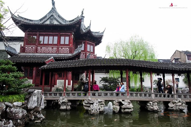Private Day Tour City and Water town, Pickup/dropoff from any Location, Xangai, CHINA