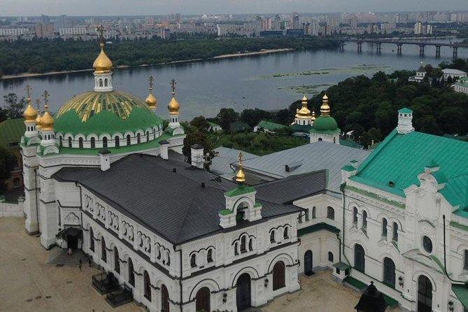 Kyiv Combo: Private Sightseeing Tour and Visit of Kyiv Pechersk Lavra, Kiev, UCRANIA