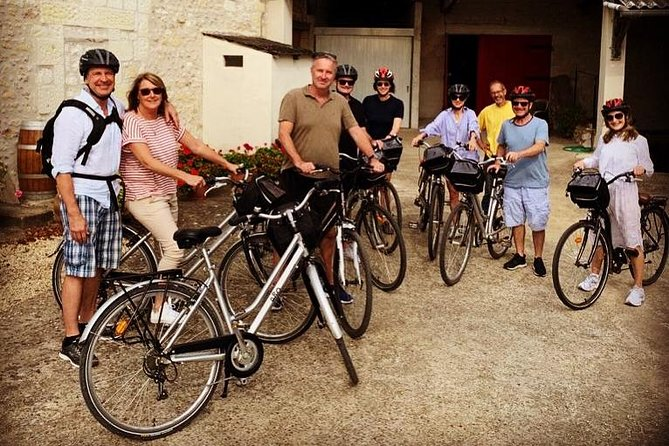 MÁS FOTOS, Vineyard cycle tours in and around Chinon, in the Loire Valley