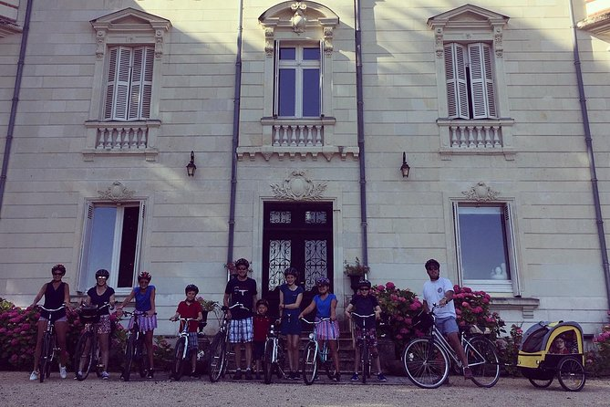 Vineyard cycle tours in and around Chinon, in the Loire Valley, Chinon, FRANCIA