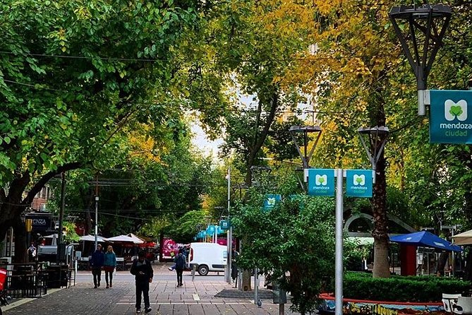 Walking City Tour + Wine Tasting, Mendoza, ARGENTINA