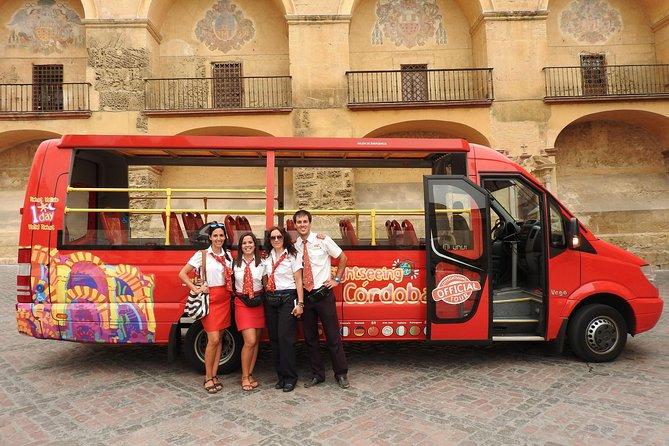 Recorrido en autobús turístico con paradas libres por la ciudad de Córdoba, Cordoba , ESPAÑA