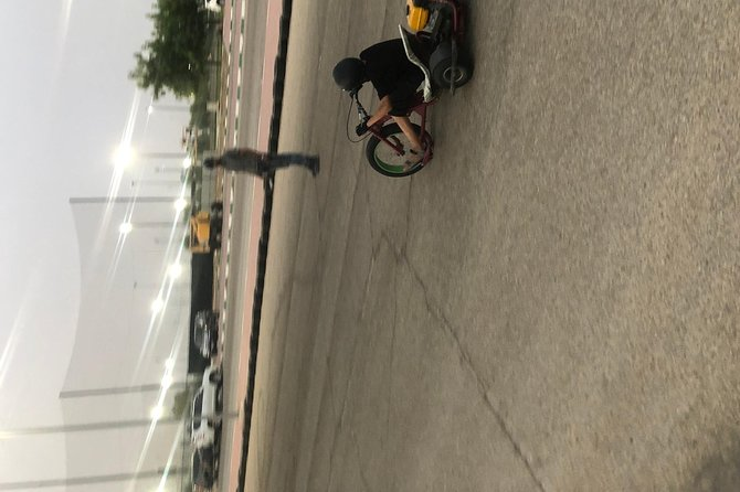 The first UAE Drift-Trike Track. We are all about drifting and having as much fun as possible. We want to make you feel like a kid again!!!