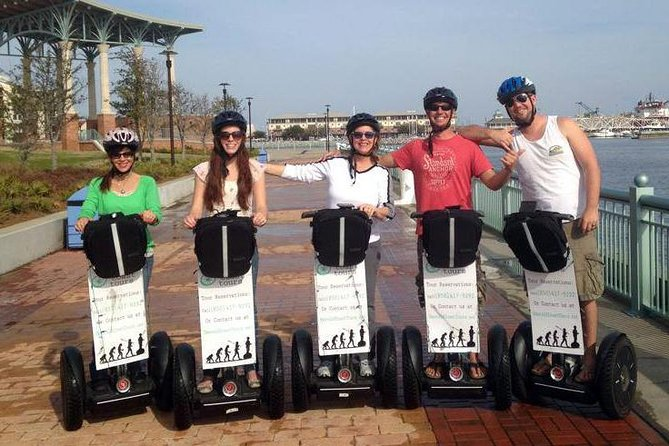 2hr Historical Segway tour of Downtown Pensacola. Our most comprehensive tour of the history of Downtown Pensacola. Learn the history from 1559 to present day. Routes may vary depending on tour guide.