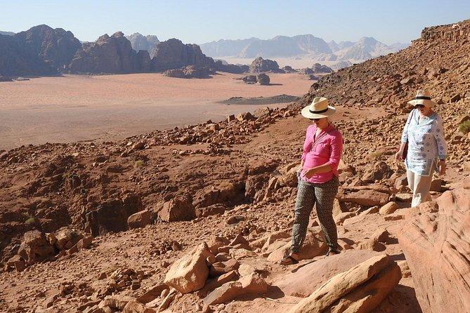 3 Day Tour from Amman: Jerash, Petra, Wadi Rum and Dead sea, Aman, JORDANIA
