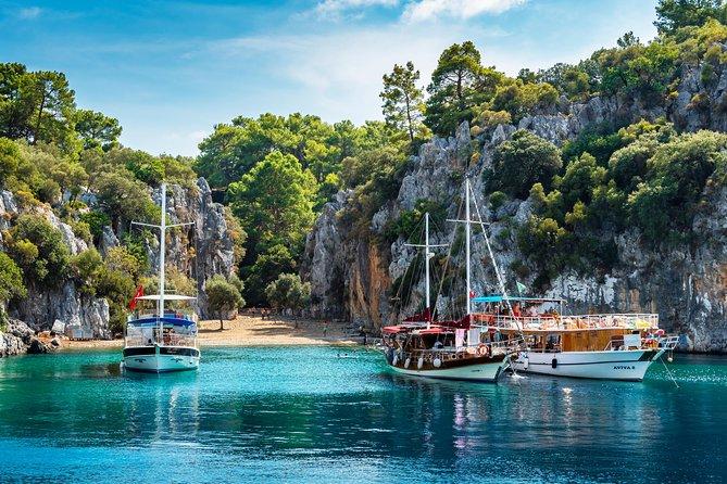 12 Island Boat Trip from Fethiye, Fethiye, TURQUIA