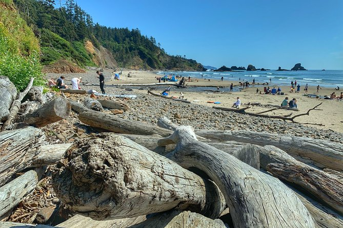 Oregon Coastal Tour: Florence to Yachats, Eugene, OR, ESTADOS UNIDOS