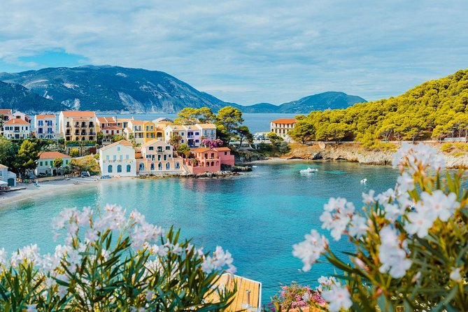 Choose this full day tour to see the most popular places in Kefalonia in one day. Have the rest of your holiday to rest and relax. Let us drive you with safety through the curvy roads of Kefalonia.<br><br>Among the highlights of this tour will be the boat ride at Melissani Lake, swimming at Antisamos beach , take photos from Myrtos beach, enjoy the venetian style of Assos village, and taste Kefalonian cuisine at cosmopolitan Fiskardo village.<br><br>The duration of the tour is approximately 9 hours.