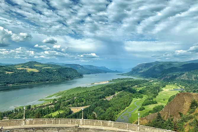 Portland Sightseeing Tour Including Columbia Gorge Waterfalls, Portland, OR, ESTADOS UNIDOS