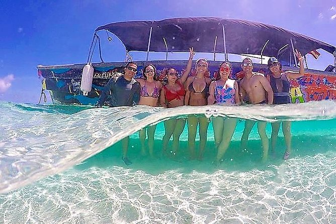 Visit San Blas Islands in a Day Tour and Snorkeling experience with 4 spots, Islas San Blas, PANAMÁ