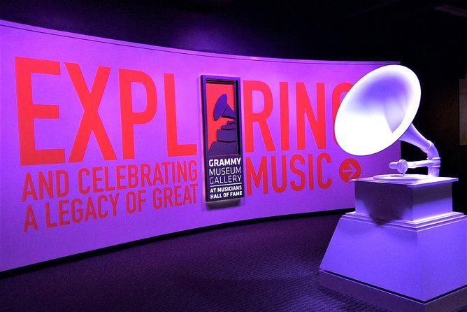 Musicians Hall of Fame Admission with GRAMMY Museum Gallery, Nashville, TE, ESTADOS UNIDOS